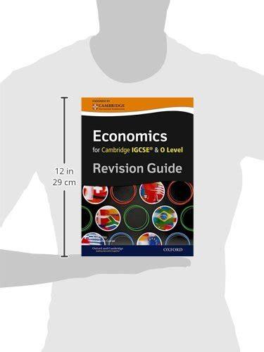 libro complete economics for cambridge libro complete economics for cambridge igcse revision guide con espansione online per le