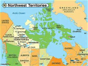 northwest territories canada map northwest territories weather forecast timezone and