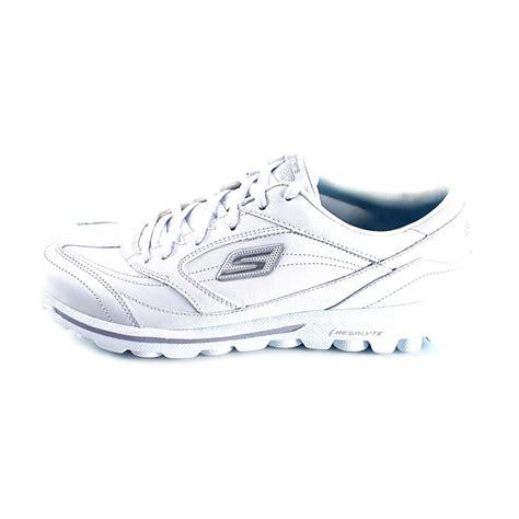 Skechers On The Go For Ori No Box Murah skechers go walk one step womens leather walking shoes no box ebay