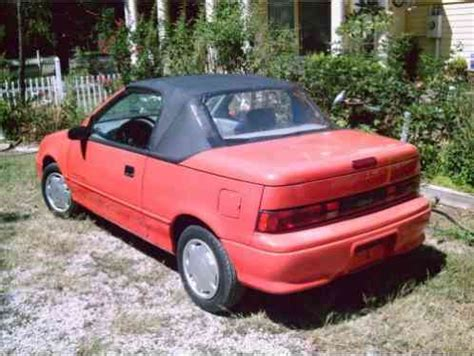 geo metro 1992, this car was repaired in 1995 and is in