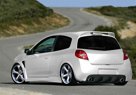 renault 4 tuning tuning renault clio