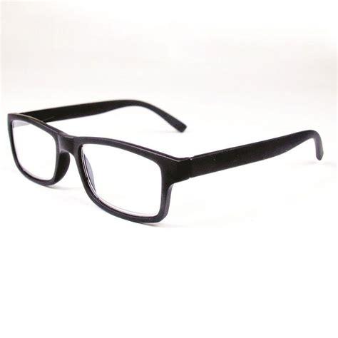 magnifeye reading glasses retro black 2 5 magnification