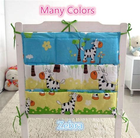 promotion mickey brand baby cot bed hanging storage