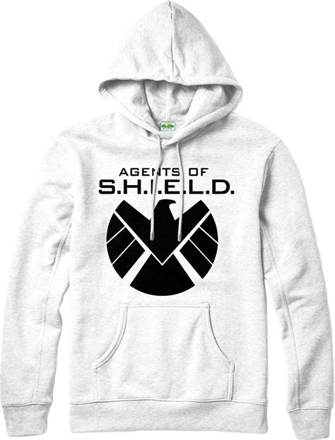 agents of shield hoodie marvel comics inspired