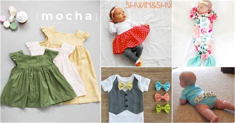 adorable diy baby sewing patterns    diy
