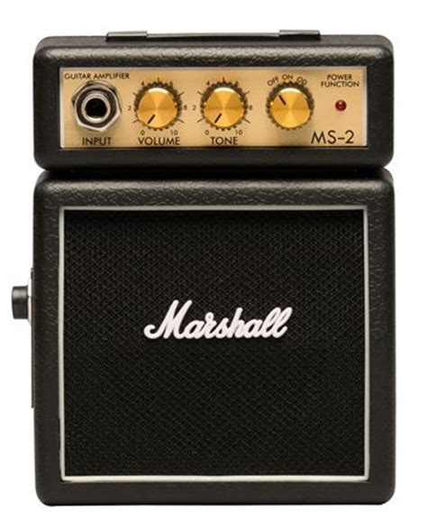 Marshall Ms2 Micro Guitar Lifier review marshall ms2 micro