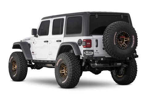 2018 Jeep JL Rock Sliders & Side Steps   Shop now!