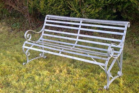 Wrought Iron Curtain Rings Wrought Iron Garden Furniture Made In Somerset Castle