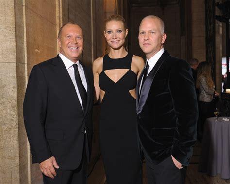mía maestro husband gwyneth paltrow at micheal kors golden heart gala in new york