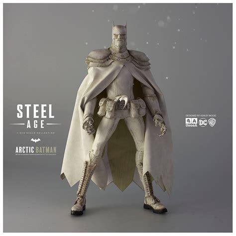 figure 3a 3a toys arctic steel age batman 1 6 scale figure