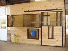 corner horse stalls would be great to get bigger stalls