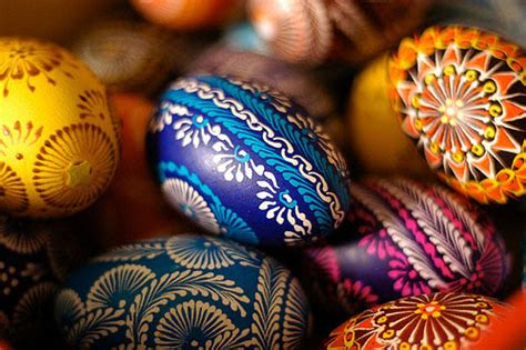 beautiful easter eggs beautiful exle of easter egg design showcase naldz