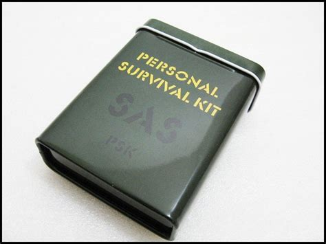 22 In 1 Personal Survival Kit With Flint Rod 22 in 1 personal survival kit with flint rod ebay