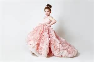 Assortment of very stylish trendy amp modish dresses for flower girl