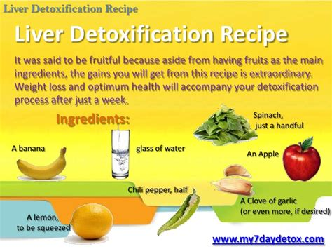How To Detox Liver After by 007 My 7 Day Detox And Easy Ways To Detoxify The