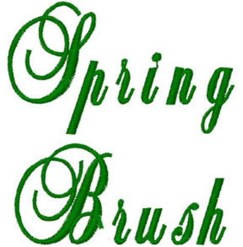 embroidery pattern font free download spring brush by internet stitch home format fonts on