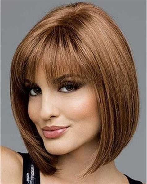 the 25 best short blunt haircut ideas on pinterest 25 short bob haircut with bangs love this hair