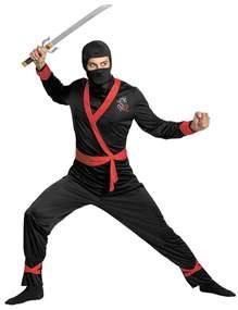 ninja costume adults halloween ninja master costume costume craze