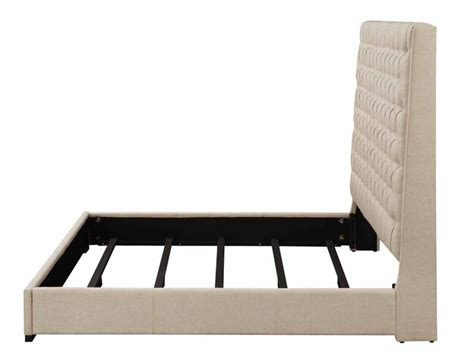 camille tufted settee camille contemporary cream fabric button tufted