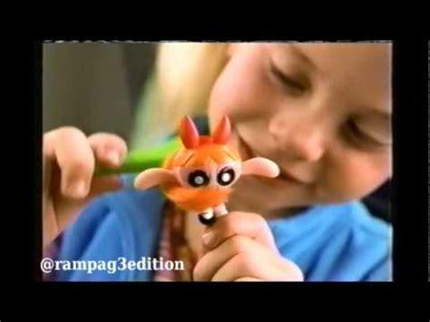 subway powerpuff girls toys ad (2000) youtube