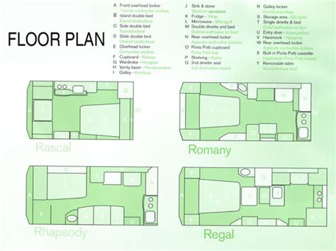 caravan floor plan layouts caravanparks com caravan parks cing sites 4x4