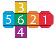 Dice Template by Eyfs Ks1 Counting Free Early Years Primary
