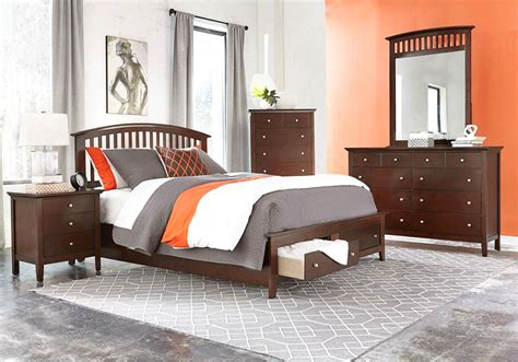 Overstock King Bedroom Sets by Bingham Whiskey King Bedroom Set Evansville Overstock