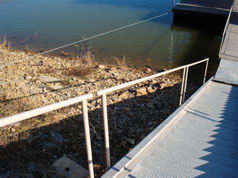 boat dock walkways custom decks and walkways boat dock accessories