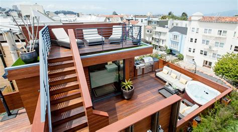 divanetti esterno idromassaggio da esterno in terrazza abitabile