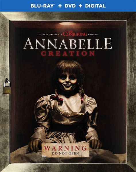 annabelle film full version annabelle creation blu ray review annabelle creation