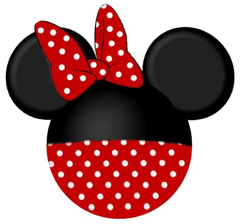 Sendok Anak Minnie Mouse mickey mouse outline clip 64