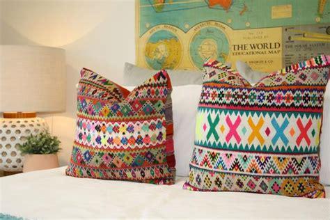 Cushion Custom Made Embroidered Cushions Custom Made El Hummingbird