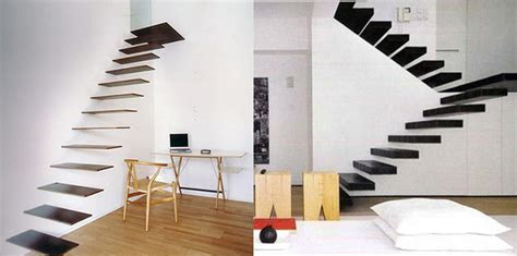 Floating Stairs Design Floating Stairs Interior Design Ideas