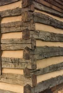 chinking a log cabin handmade houses with noah bradley