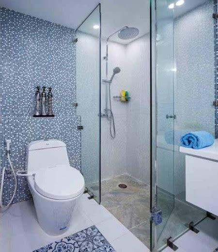 ide desain kamar mandi unik sederhana minimalis