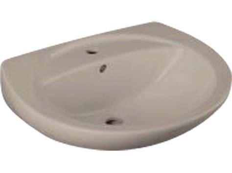 waschtisch beige waschbecken emotion beige 60 cm keramik 16 5 kg kaufen