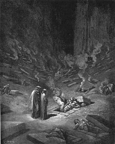 O inferno de Dante – Setimo Portal