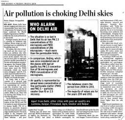 Water Pollution In India Essay by N99 Masks The Best Protection Against Indian Air