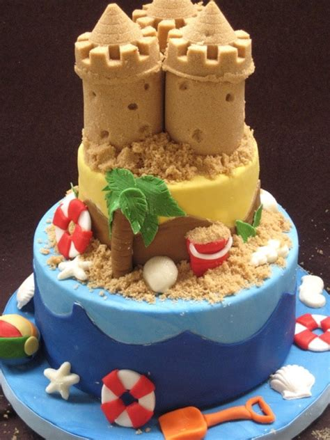 Get Rid Of The Summer Cake Look by 21 Sizzling Summer Birthday Cake Ideas Pretty My