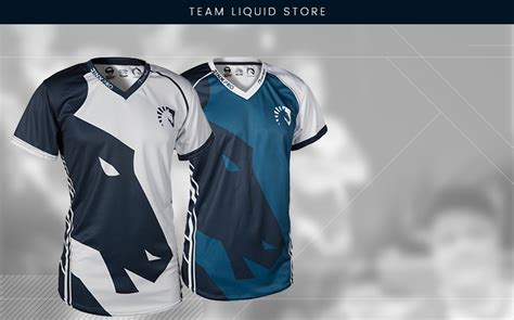 Jersey Team Liquid 2017 Light jersey liquid blue 2017 daftar harga terkini dan