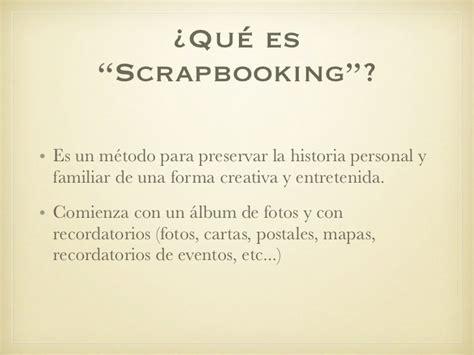 layout scrapbook que es scrapbook