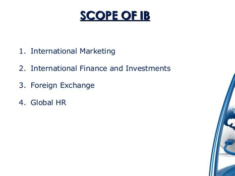 Bba Mba Scope by International Business Bba Mba