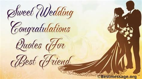 Wedding Congratulations Wishes and Messages For Best