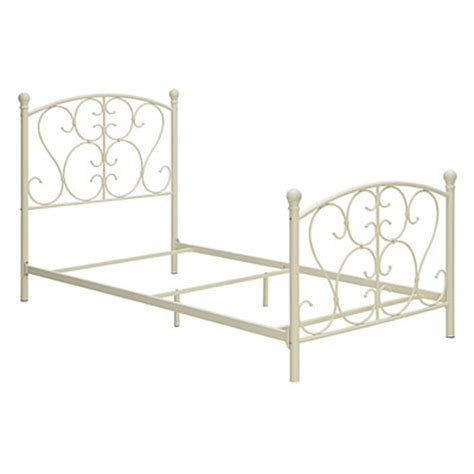 Twin Scroll Metal Bed Big Lots Big Lots Metal Bed Frame