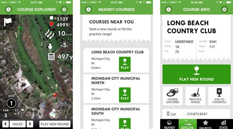 free golf swing app best golfing apps for iphone swingbot golfshot gps