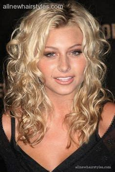 loose spiral perm medium hair big curl perms large curl perm perms pinterest