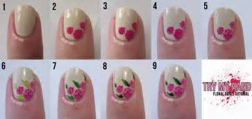 nail art ideas for beginners step by step nail art step