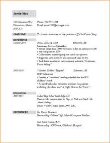 Resume Job Application Pattern by Sample Resume Application Best Resume Example
