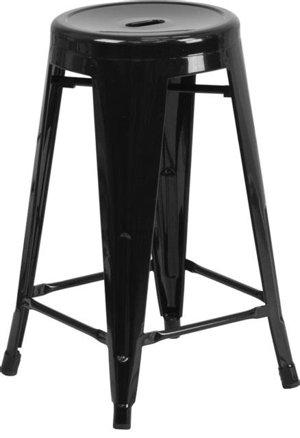 backless metal counter height stools 24 high backless metal indoor outdoor counter height