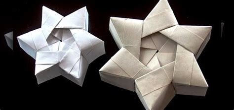 Origami Hexagonal Box - how to origami a box or hexagonal box